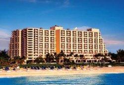 Harbor Beach Marriott from the ocean