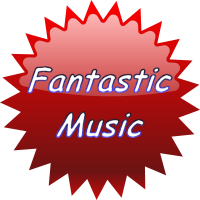 Fantastic Music starburst
